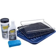 Ultra Stainless Steel Range Broiler Kit