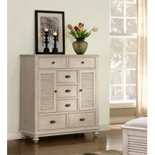 Lakeport Driftwood Mule Chest