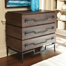 Scratch Three-Drawer Chest