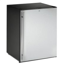 """Stainless Solid door, right-hand ADA Series / 24"""" Refrigerator / Convection Cooling System"""