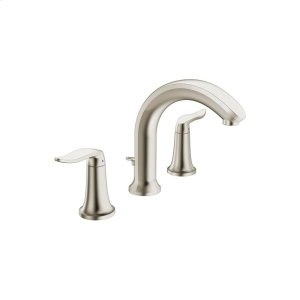 Style widespread, brushed nickel Product Image