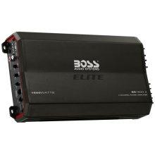"""Elite 1600W 2 Channel Full Range, Class A/B Amplifier Dim:12.8""""L 7""""W 2.3""""H"""