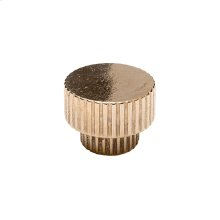 Flute Large Knob - CK10015 Silicon Bronze Brushed