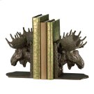 Moosehead Bookends S/2 Product Image
