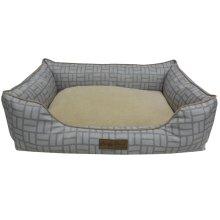 Comfy Pooch Geometric Printed Bed HD99-451
