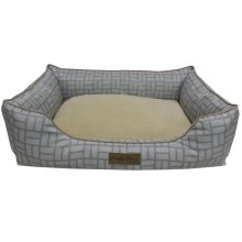 Comfy Pooch Geometric Printed Bed HD99-451