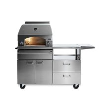 Lynx Napoli Outdoor Oven , Freestanding LP