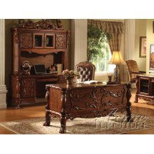 Office Desk & Bookcase Set
