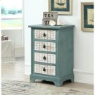 4 Drw Accent Chest Product Image