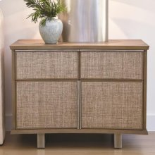 Delphi Bedside Chest