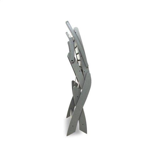 White Signature Folding Chair
