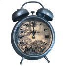 Gunpowder and Brass Gears Table Top Clock Product Image