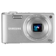 PL210 14.2 Megapixel Streamlined Digital Camera (Silver)