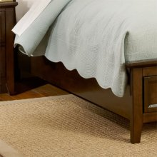 Storage Bed Rails