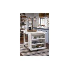Open Shelf Unit