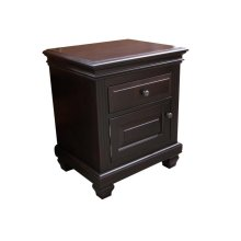Florentino 1/Door 1/Dwr Night Stand