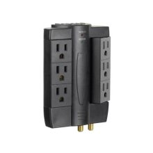Low-Profile Surge Protector; Protects electronics from power surges