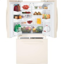 Used GE® ENERGY STAR® 22.2 Cu. Ft. French-Door Refrigerator