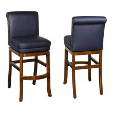 Bar & Counter Armless Swivel Stool