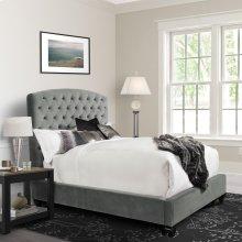 Priscilla Dusk Upholstered Bed Collection