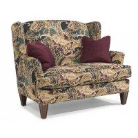 Bradstreet Fabric Settee Product Image