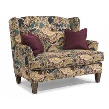 Bradstreet Fabric Settee