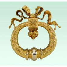 Door knocker Louis XVI Style