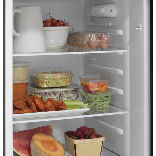 GE® 9.9 Cu. Ft. 12 Volt DC Power Top-Freezer Refrigerator