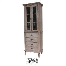Melange Linen Cabinet