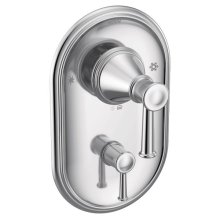 Belfield chrome posi-temp® with diverter valve trim