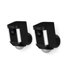 2-Pack Spotlight Cam Battery - Black