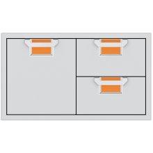 "36"" Aspire Combo Door/Drawer - AESDR Series - Citra"