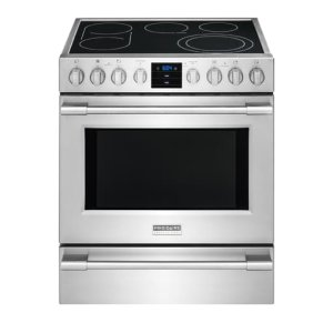 Frigidaire Professional 30'' Electric Front Control Freestanding Product Image