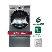 4.0 cu. ft. Ultra Large Capacity TurboWash Washer with Steam Technology