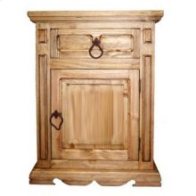 San Gabriel 1 Door 1 Drawer Ns