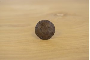 """1"""" Sealed Rusted 10 Pack Wavy Round Clavos Product Image"""