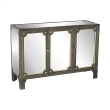 Jules Mirrored Cabinet