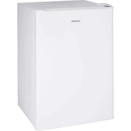 Hotpoint® 2.7 cu. ft. ENERGY STAR® Qualified Compact Refrigerator