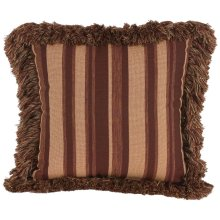 Throw Pillow With Trim