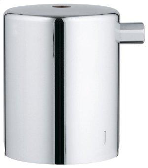 Metal temperature control handle Product Image