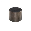Flute Reveal Knob - CK10020 Silicon Bronze Brushed Product Image