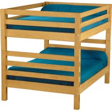 Bunkbed, Double over Double
