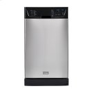 Haier 18-in. Built-In Dishwasher Product Image
