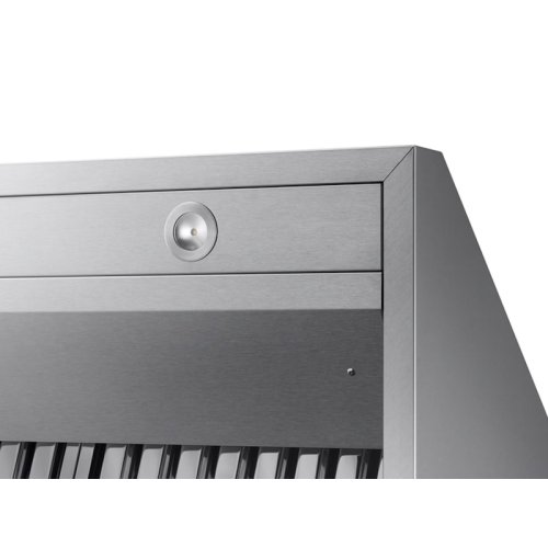 """36"""" Professional Canopy Hood in Stainless Steel"""
