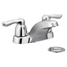 Chateau chrome two-handle bathroom faucet