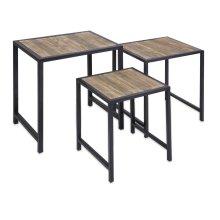 IK Groveport Nesting Tables - Set of 3