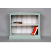 """#330 Small Clayton Bookcase 36""""wx13.25""""dx30""""h"""
