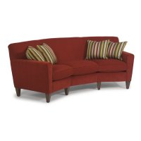 Digby Fabric Conversation Sofa Product Image