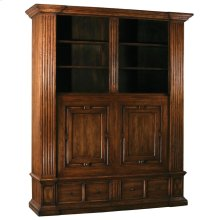 Bristol Flat Panel And Bookcase - 15