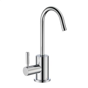 Point of Use Instant Hot Water Drinking Faucet with Gooseneck Swivel Spout Product Image